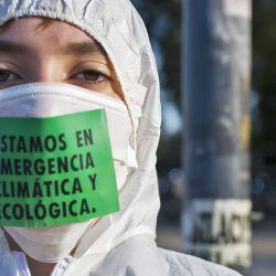 Climate activism on rise in Argentina.
