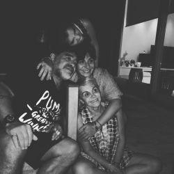 El mensaje de Gianinna Maradona junto a una foto con Claudia y Diego