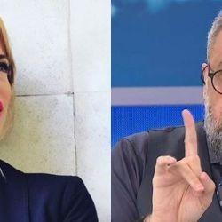 "Jorge Rial tildó de ""zorrita"" a Nicole Neumann"