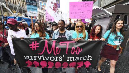 #metoo. En las redes se hace activismo positivo por causas relevantes.