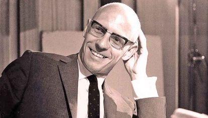 """Libro. Abraham describe a Michel Foucault como un pensador antimetafísico, que analizó su tiempo. Un pensar lejos del """"superyó académico""""."""