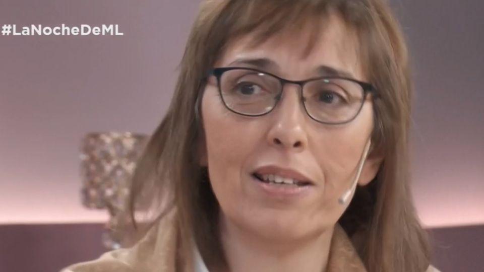 Sandra Pitta, la científica que apoya al PRO.