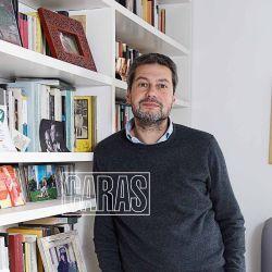 Matías Lammens y el mito de que es hijo de Tinelli