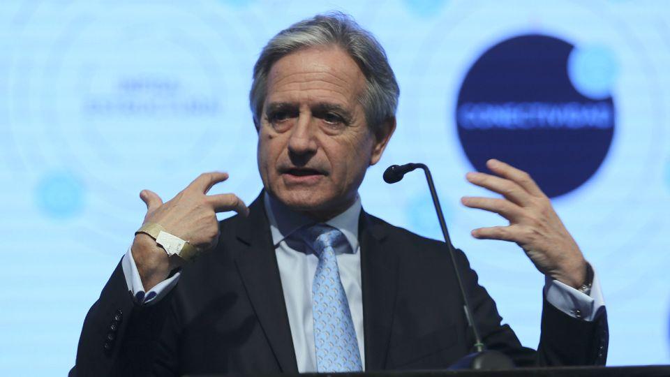 Andrés Ibarra, ex ministro de Modernización y vicejefe de gabinete de Macri.