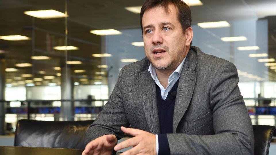 """Mariano Recalde: """"Quieren hacer fracasar la política de combate al Covid"""""""