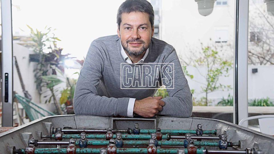Matias Lammens habla del mito que lo señala como hijo de Marcelo Tinelli