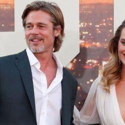 Brad Pitt y Margot Robbin