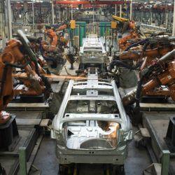 En julio de este año se fabricaron en la Argentina 21.646 vehículos.