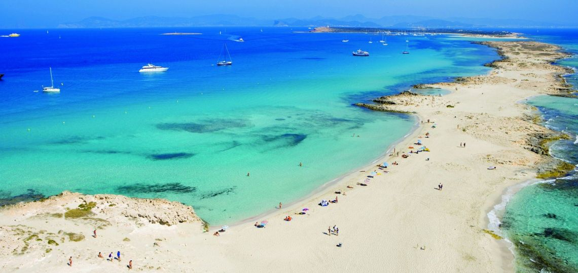 Formentera, el destino favorito de las celebrities