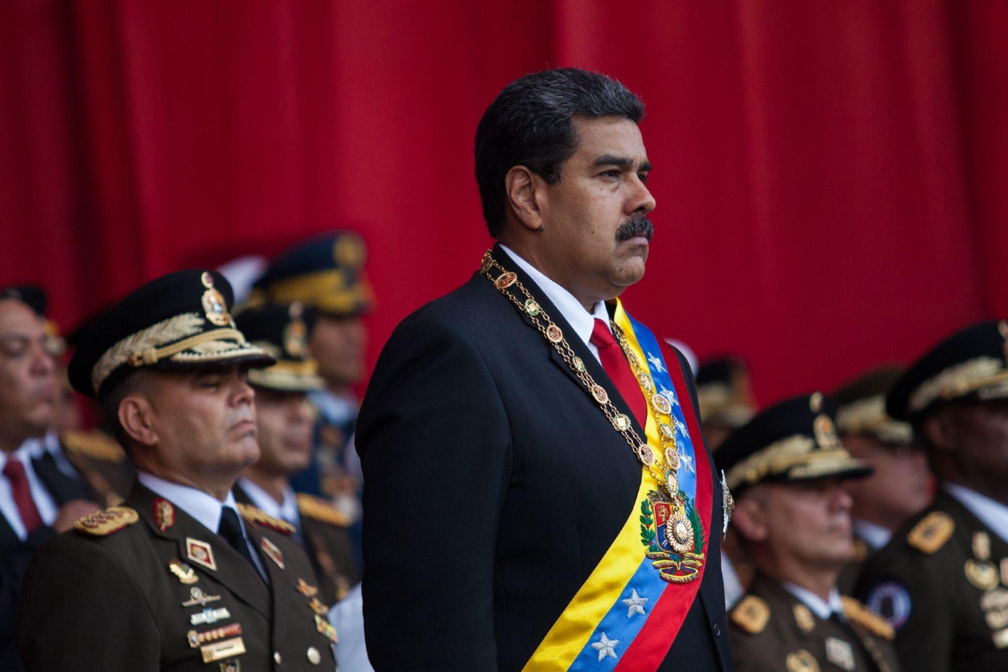 """Nicolás Maduro rompe el diálogo con la oposición ante la """"brutal agresión"""" de EEUU"""