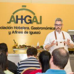 La semana gastronómica incluirá actividades de capacitación para el servicio especializado.
