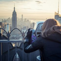 Desde cualquier punto, Nueva York ofrece lugares para descubrirla y disfrutarla.
