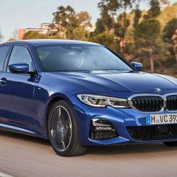 El BMW Serie 3 es el modelo menos robado de los Estados Unidos.