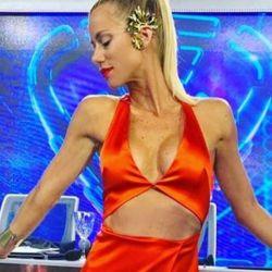 Nicole Neumann en el Bailando