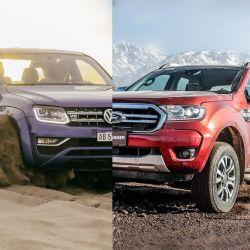 La futura pick-up de Ford y Volkswagen podría producirse en Argentina
