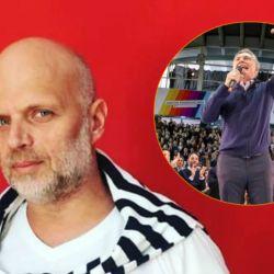 Wainraich imitó los gritos de Macri