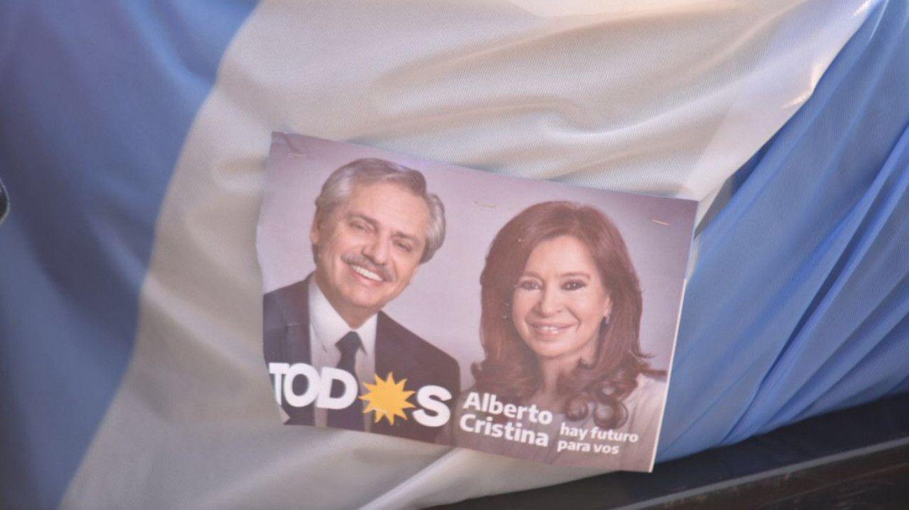 El Frente de Todos cerró su campaña en Rosario.