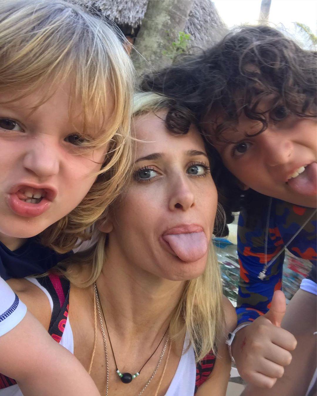 El desgarrador pedido del hijo mayor de Julieta Prandi a su madre