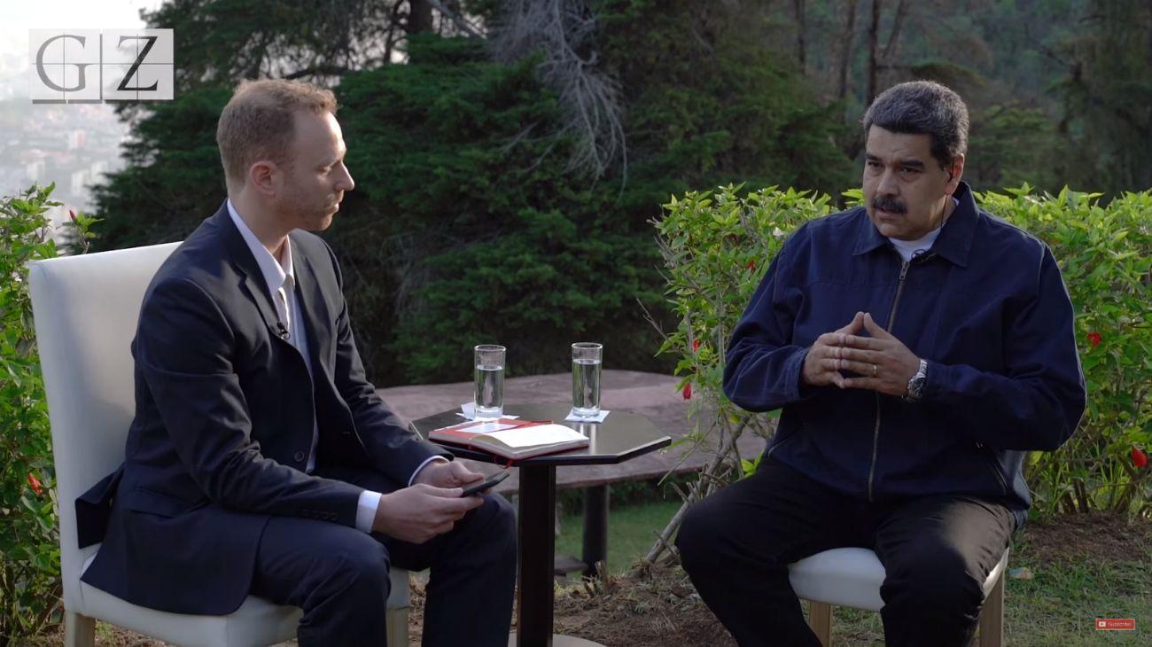 """Nicolás Maduro acusó a asesor de Trump de intento de asesinato: """"Es un criminal"""""""