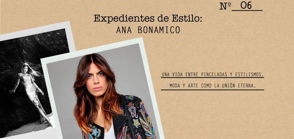 ¿Quién es Ana Bonamico? La artista plástica local que triunfa en el mundo