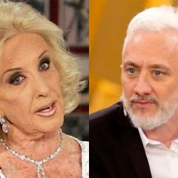 Mirtha y Andy