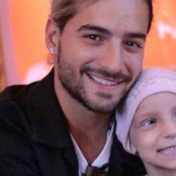 El conmovedor gesto de Maluma con una niña argentina que padece una grave enfermedad