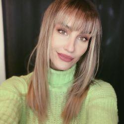El sorprendente cambio de look de Paula Morales: pelo lacio y flequillo
