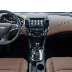 Nuevo Chevrolet Cruze Premier