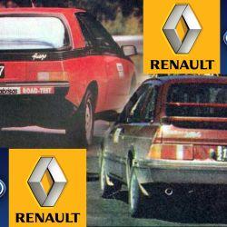 Renault Fuego Vs Ford Sierra XR4