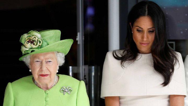 La prohibición de la reina Isabel II contra Meghan Markle y el príncipe Harry