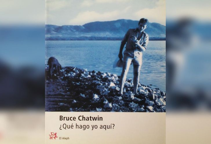 20190808 libro Bruce Chatwin