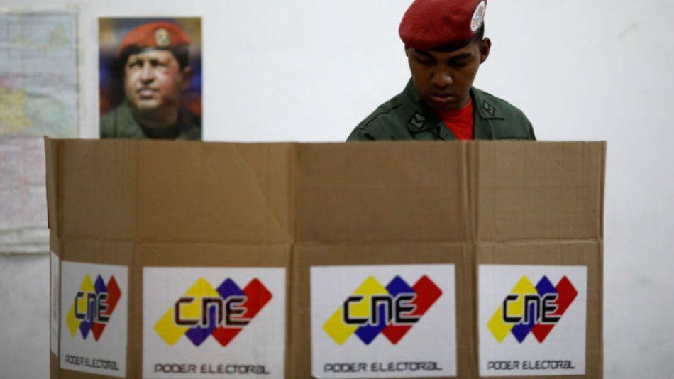 Elecciones para la Asamblea Constituyente de Venezuela en 2017