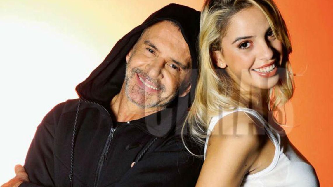 """Jazmín, la hija de Osvaldo Laport, defendió a su padre: """"Lo quieren ensuciar"""""""