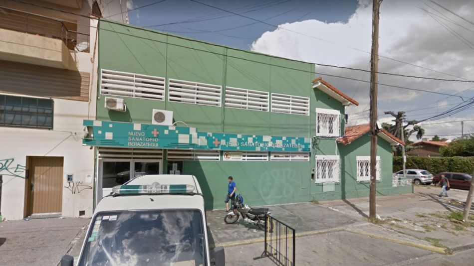 nuevo sanatorio berazategui