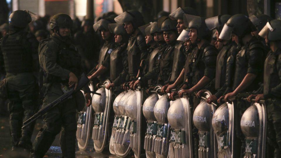 7.684 efectivos de la de Gendarmería Nacional participarán del operativo control.