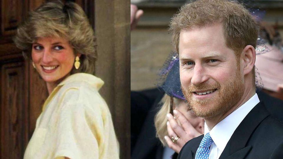 Lady Di: el particular homenaje que el príncipe Harry le hizo