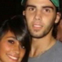 Antonela junto a su ex novio