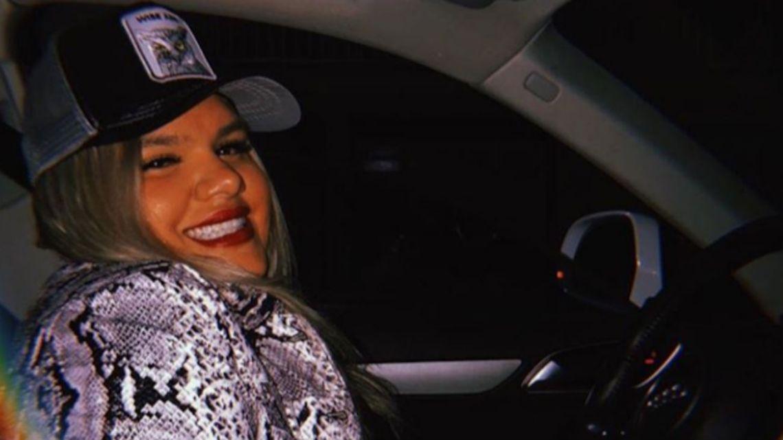 Morena Rial debutó en Pasión de sábado