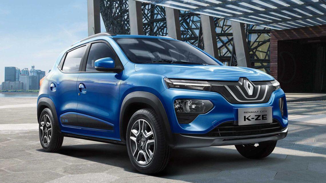 Parabrisas   El Renault Kwid 2020 ya circula por las calles