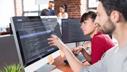 De esto se habla. Programar en Java Script, HTML, SQL y Phyton, las habilidades más pedidas.