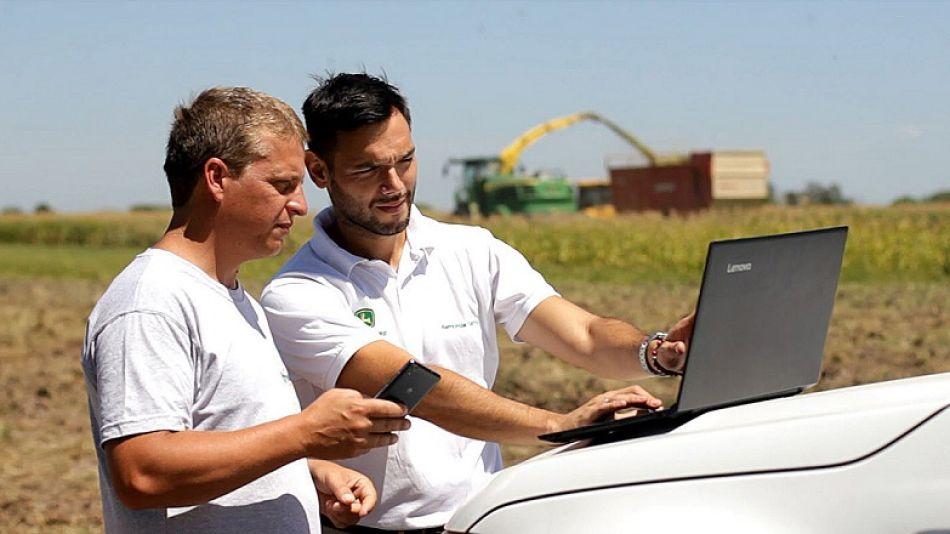VARIABLE. Colomar de Nidera presentó la herramienta que ajusta la densidad de siembra al ambiente para mejorar los rendimientos.