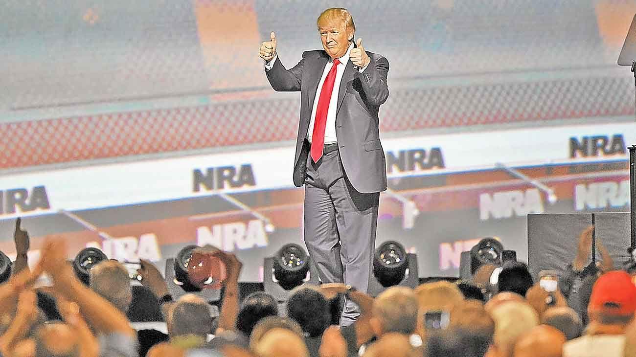 Asociación del Rifle, el lobby más criticado en EE.UU.