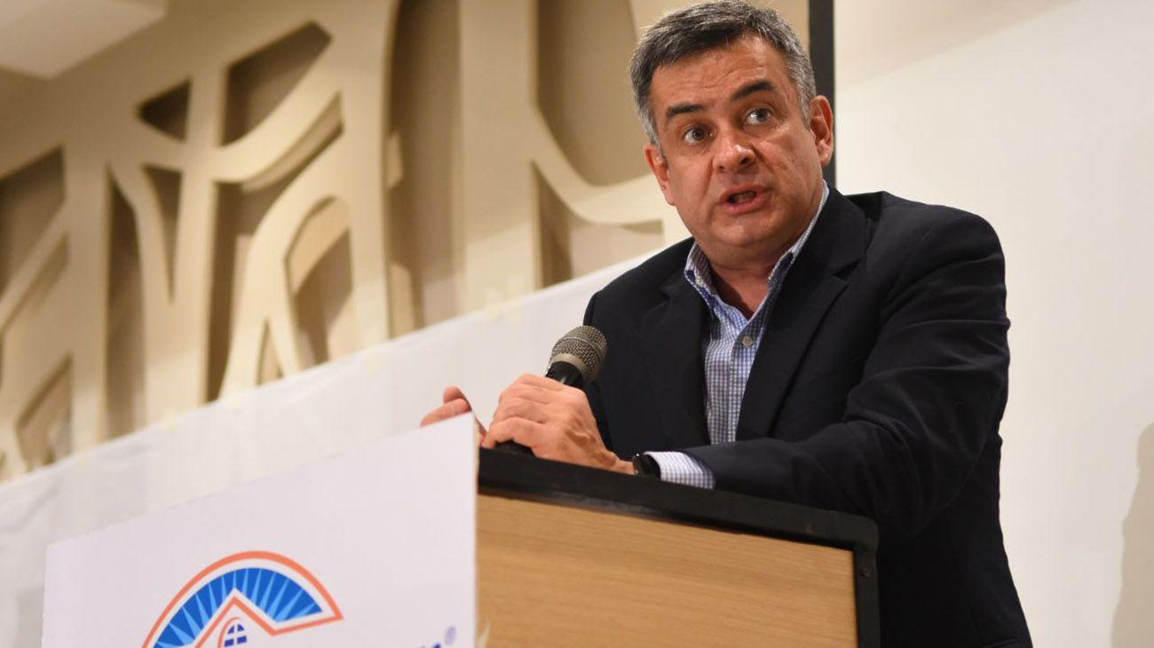 Luis Rosales, el candidato a vicepresidente de José Luis Espert.