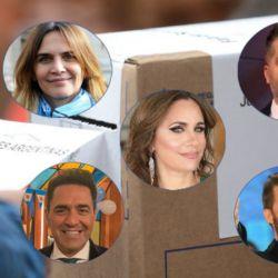 Los famosos votaron en las PASO