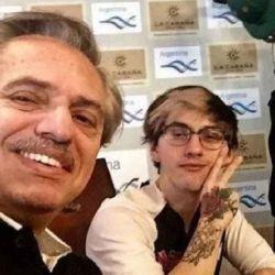 PASO 2019: el hijo de Aníbal Fernández le dedicó un emotivo mensaje
