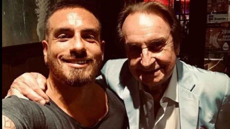 """La angustia de Federico Bal por la salud de su padre, Santiago Bal: """"Esto es de no acabar"""""""
