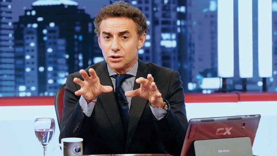 Luis Majul, enojado con los boca de urna