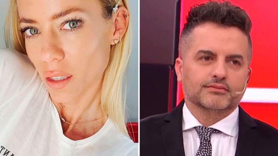 Nicole Neumann hizo un fuerte descargo tras las críticas de Ángel de Brito