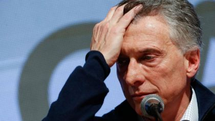 Macri derrotado