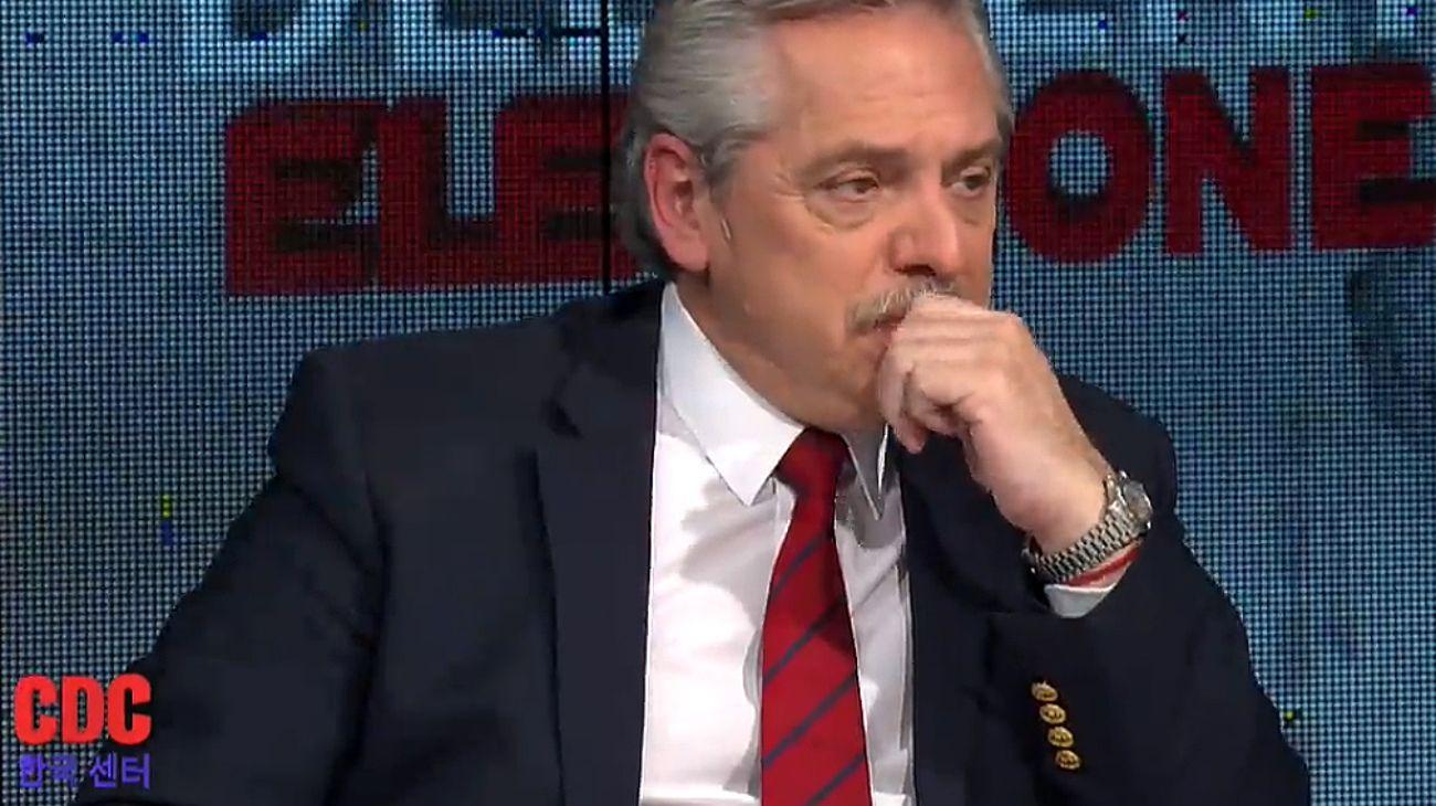 Alberto Fernández,
